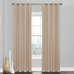 eclipse Blackout 1-Panel Kingston Window Curtain