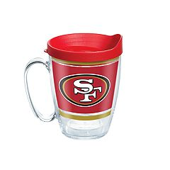 Tervis San Francisco 49ers 16-Ounce Mug Tumbler