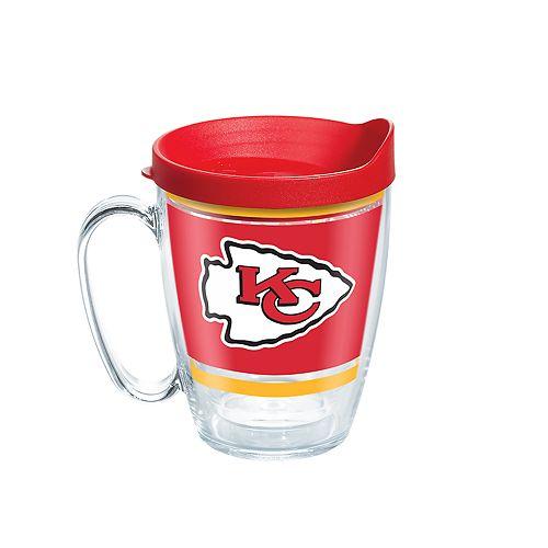 Tervis Kansas City Chiefs 16-Ounce Mug Tumbler