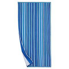 The Big One® Micro Stripe Beach Towel