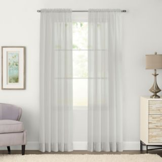 SONOMA Goods for Life? 2-pack Voile Window Curtains