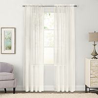 SONOMA Goods for Life™ 2-pack Voile Window Curtains