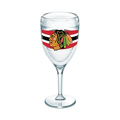 Tervis Chicago Blackhawks Wine Glass