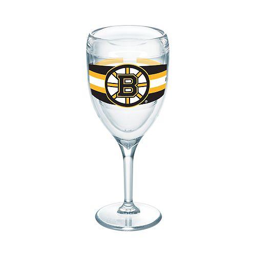 Tervis Boston Bruins Wine Glass