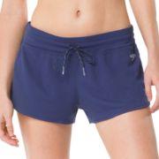 Women's Speedo Cover-Up Swim Shorts