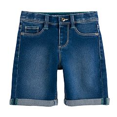 Girls 4-12 SONOMA Goods for Life™ Bermuda Denim Shorts