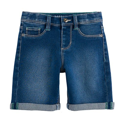 Girls 4-12 SONOMA Goods for Life™ Bermuda Denim Shorts