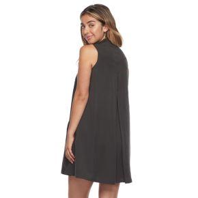 Women's Sharagano 4-Pocket Trapeze Dress