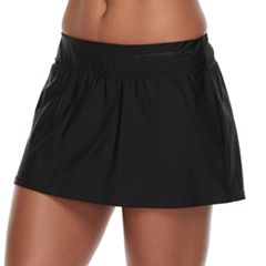 Women's ZeroXposur Solid Skirtini Bottoms
