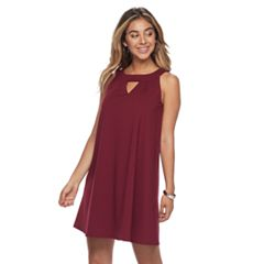 Women's Sharagano Trapeze Halter Dress