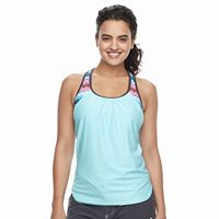Women's ZeroXposur 2-in-1 Racerback Tankini Top