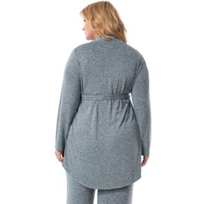 Plus Size Maternity Pip & Vine by Rosie Pope Robe