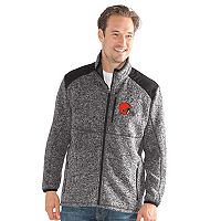 Men's Cleveland Browns Back Country Fleece Jacket