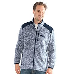 Men's Seattle Seahawks Back Country Fleece Jacket