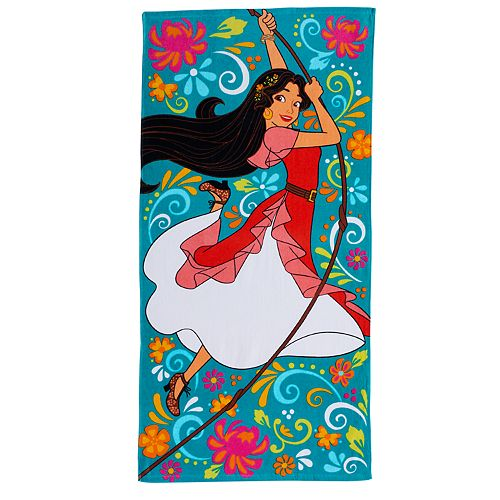 Disney's Elena of Avalor Beach Towel by Jumping Beans®