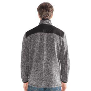 Men's Baltimore Ravens Back Country Fleece Jacket