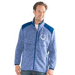 Men's Indianapolis Colts Back Country Fleece Jacket