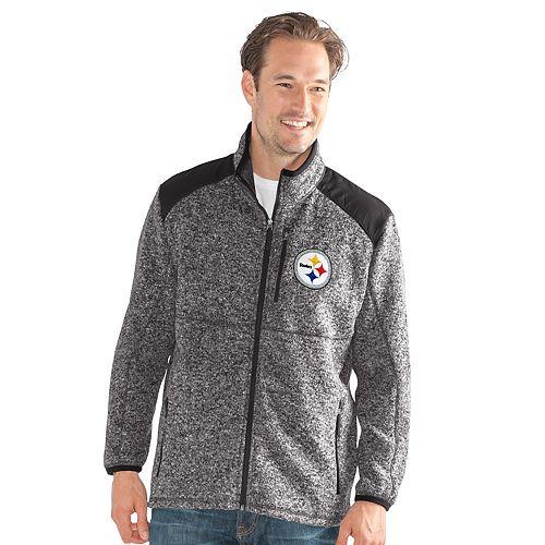 Men's Pittsburgh Steelers Back Country Fleece Jacket