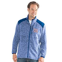 Men's New York Giants Back Country Fleece Jacket