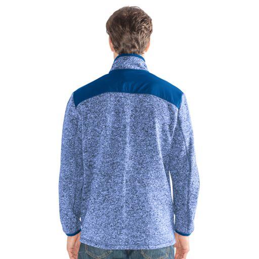 Men's New York Giants Back Country Fleece Jacket
