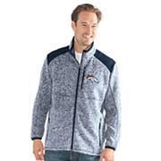 Men's Denver Broncos Back Country Fleece Jacket