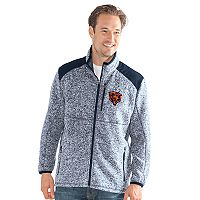 Men's Chicago Bears Back Country Fleece Jacket