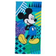 Disney's Mickey Mouse Beach Towel by Jumping Beans®
