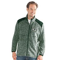 Men's Green Bay Packers Back Country Fleece Jacket