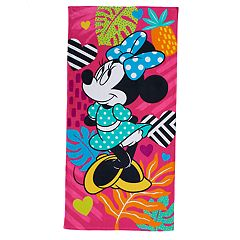 Disney's Minnie Mouse Beach Towel by Jumping Beans®