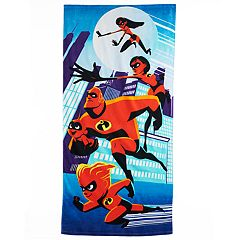 Disney's Incredibles Beach Towel by Jumping Beans