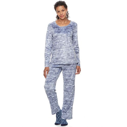 2401e4468e Petite Croft   Barrow® Pajamas  Scoopneck Top