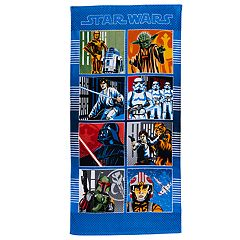 Star Wars Classic Character Beach Towel by Jumping Beans®