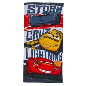 Disney / Pixar Cars 3 Beach Towel by Jumping Beans®