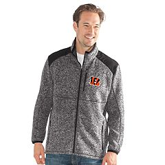Men's Cincinnati Bengals Back Country Fleece Jacket