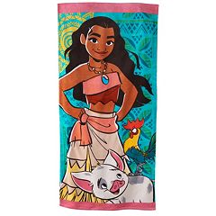 Disney's Moana Beach Towel by Jumping Beans®