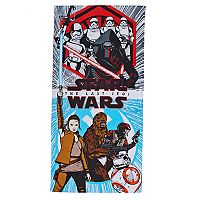 Star Wars: Episode VIII The Last Jedi Beach Towel by Jumping Beans®