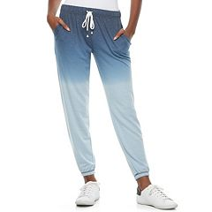 Juniors' SO® Lounge Life Ombre Relaxed Jogger Pants