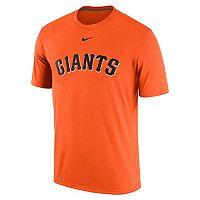 Men's Nike San Francisco Giants Lightweight Dri-FIT Tee