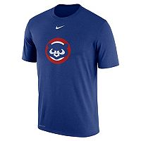 Men's Nike Chicago Cubs Lightweight Dri-FIT Tee