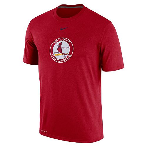 Men's Nike St. Louis Cardinals Lightweight Dri-FIT Tee