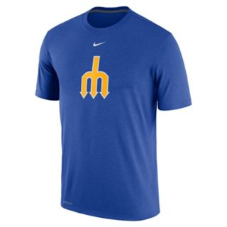 Men's Nike Seattle Mariners Lightweight Dri-FIT Tee