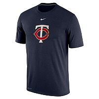 Men's Nike Minnesota Twins Lightweight Dri-FIT Tee