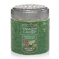 Yankee Candle Balsam & Cedar 6-oz. Fragrance Spheres