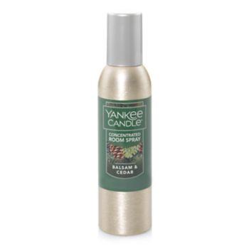 Yankee Candle Balsam & Cedar Room Spray