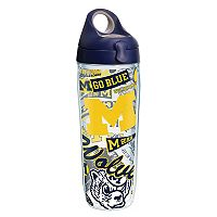 Tervis Michigan Wolverines 24-Ounce Water Bottle