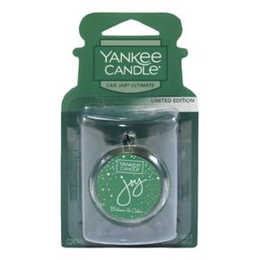 Yankee Candle Balsam & Cedar Car Jar Ultimate Air Fresher