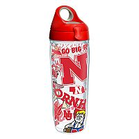 Tervis Nebraska Cornhuskers 24-Ounce Water Bottle