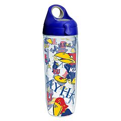 Tervis Kansas Jayhawks 24-Ounce Water Bottle