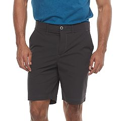 Men's Apt. 9® Premier Flex Regular-Fit Stretch Flat-Front Shorts