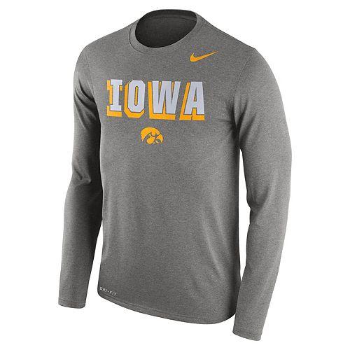 Men's Nike Iowa Hawkeyes Franchise Tee
